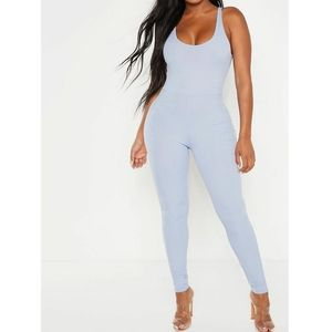 🎀NWT🎀 PrettyLittleThing Shape Ribbed Jumpsuit